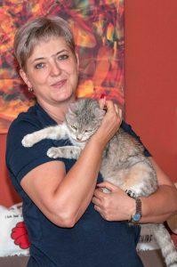 Katzencoach Petra Albrecht